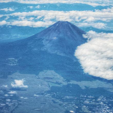 Mt.Fuji, Canon IXY DIGITAL 930 IS
