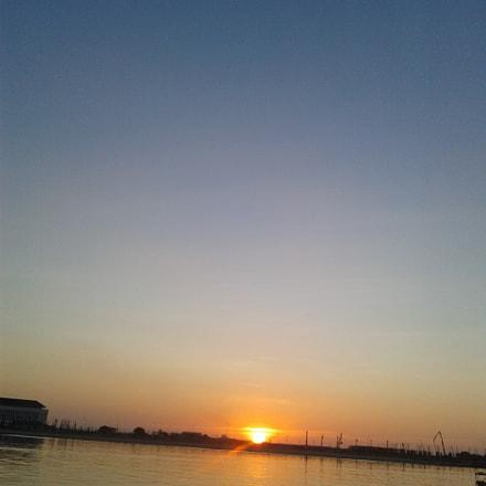 Sunset, Samsung Galaxy Grand Neo
