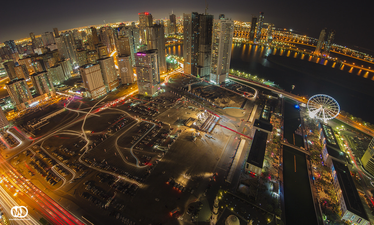 Photograph Light of Sharjah by MO AOUN PHOTO on 500px