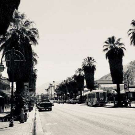 Palm Springs, Panasonic DMC-FZ48
