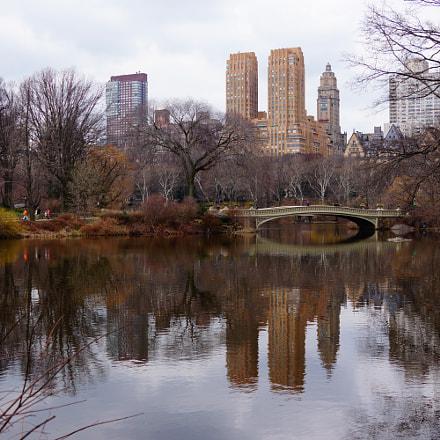 Bow Bridge / Central Park, Sony NEX-7, Sony FE 24-240mm F3.5-6.3 OSS