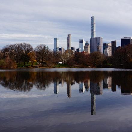 skyline / Central Park, Sony NEX-7, Sony FE 24-240mm F3.5-6.3 OSS