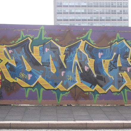 Dowta Graffiti By Brighton, Fujifilm FinePix JV250