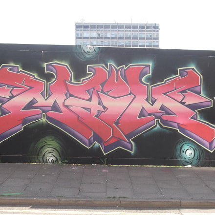 M M Graffiti By, Fujifilm FinePix JV250
