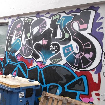 Corps Graffiti By Brighton, Fujifilm FinePix JV250