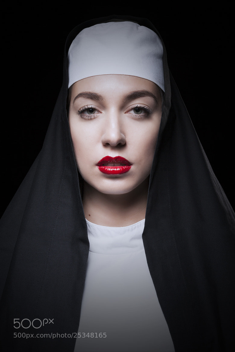 Photograph The Nun of Monza by Sara El Beshbichi on 500px