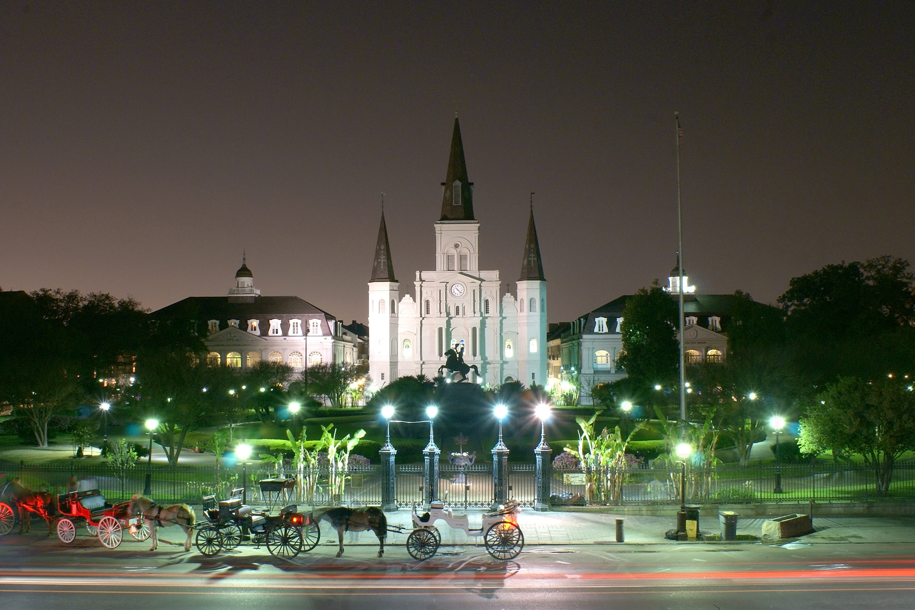 Photograph New Orleans At Night by Stephen Kerstiens on 500px