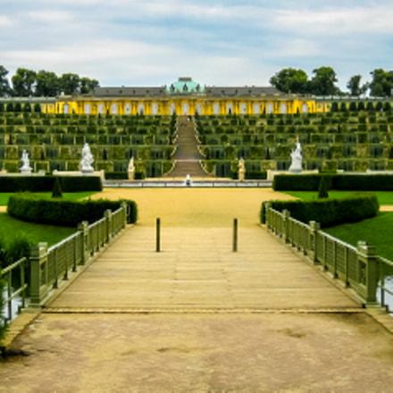 Potsdam Germany , the, Canon DIGITAL IXUS 50