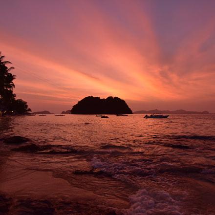 Degrade Sunset, Nikon D7200, Sigma 10-20mm F3.5 EX DC HSM
