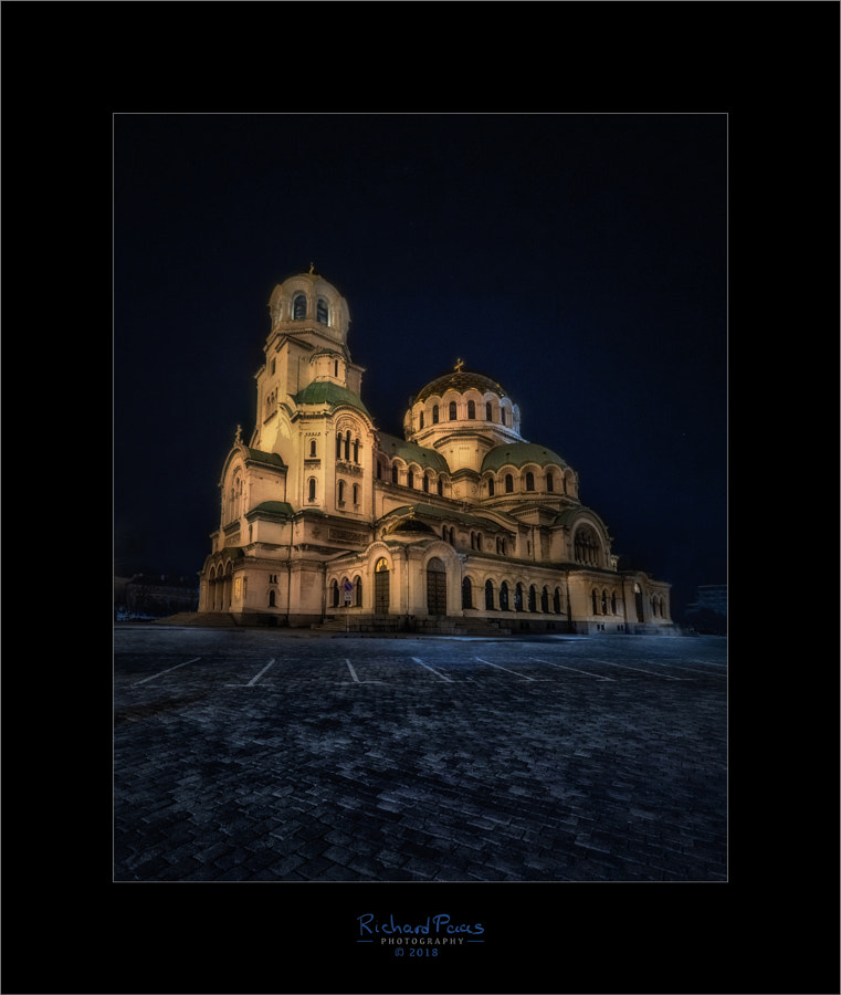 Alexander Nevsky Cathedral by Richard Paas on 500px.com