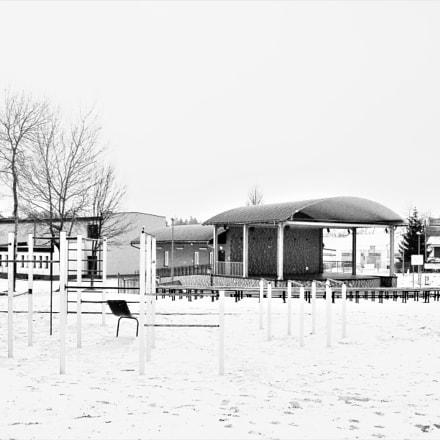 playground, Fujifilm A850