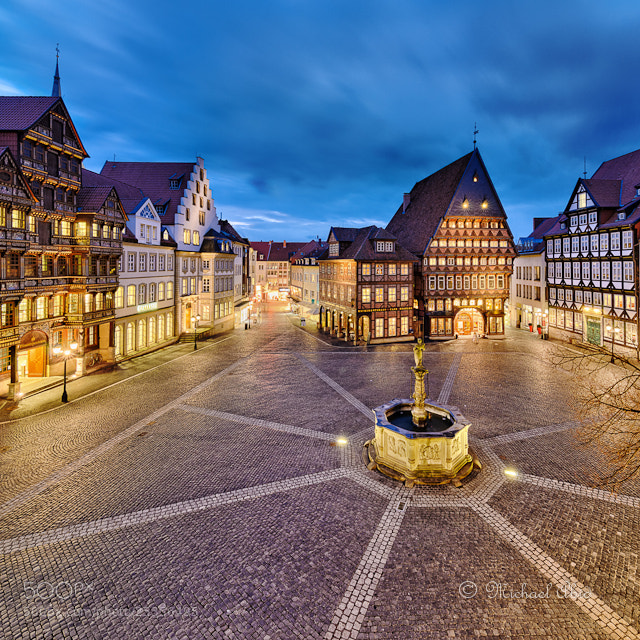 Photograph Old German City by Michael Abid on 500px