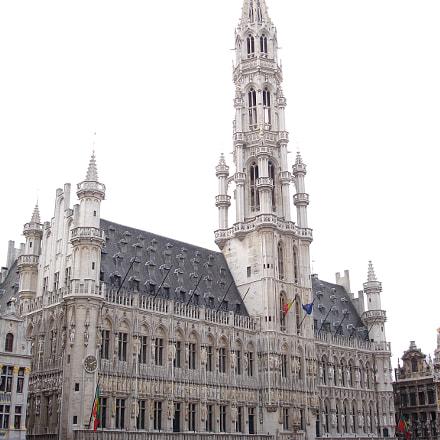 Belgium Brugge Thru Our, Sony DSC-P200