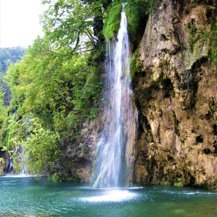 Plitvice Lakes,Croatia., Canon POWERSHOT A1100 IS