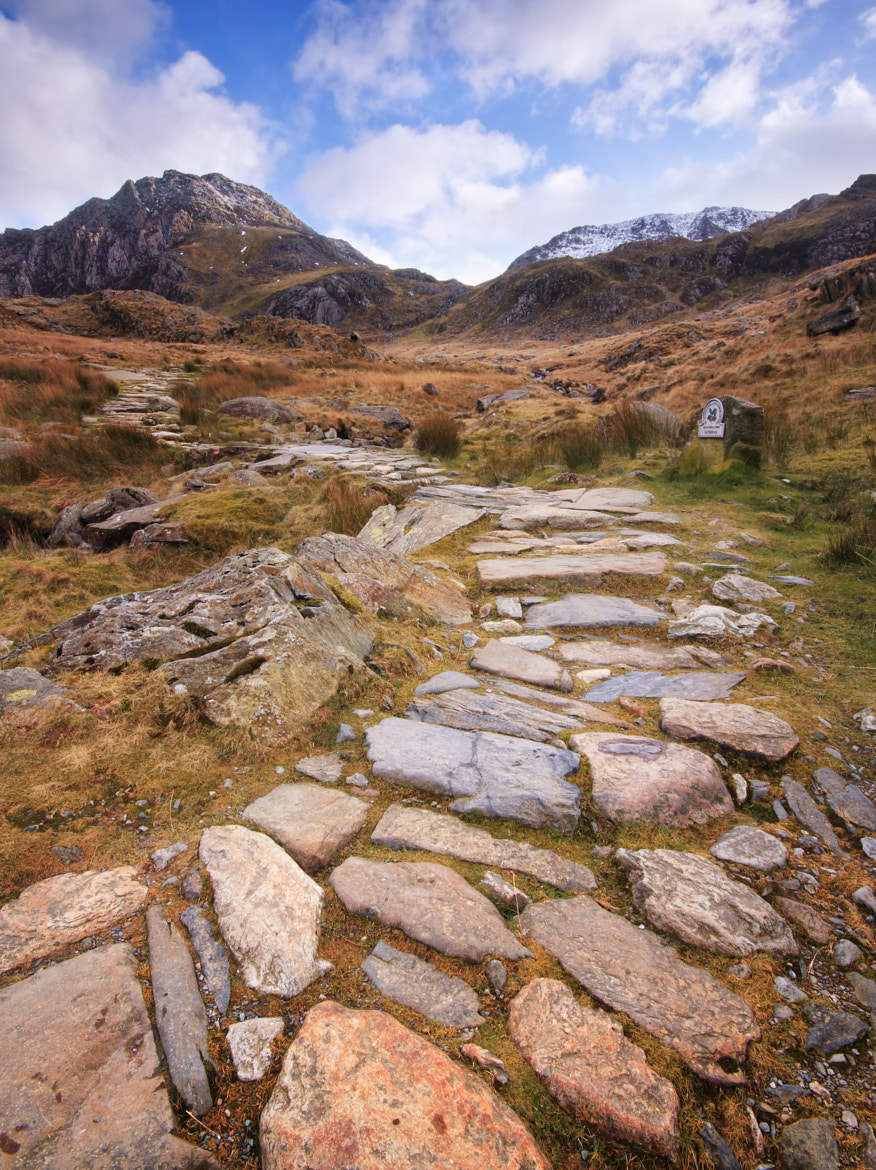 Photograph The path to Cwn Idwal..... by Jon Baxter  on 500px