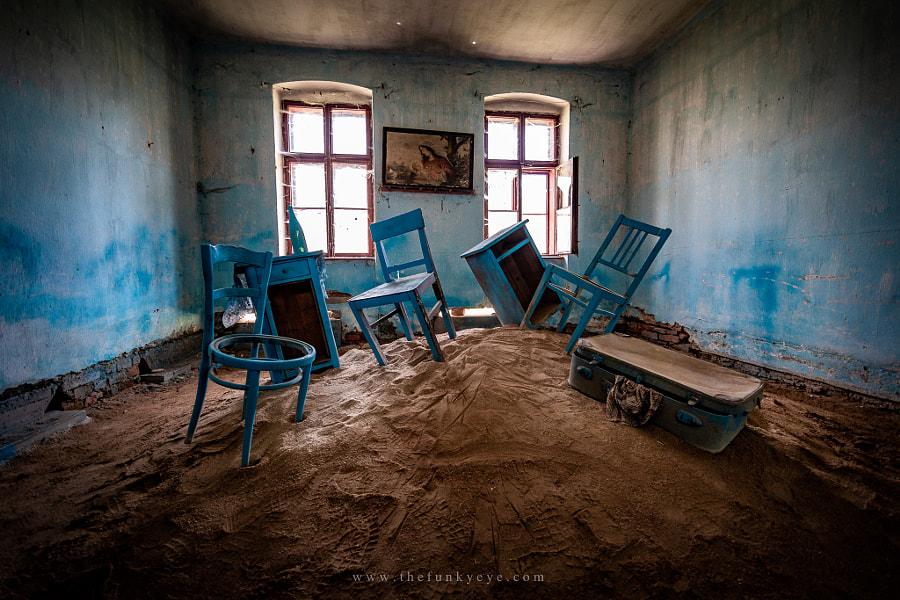 The Sand Room, автор — Matthaeus Anton Schmid на 500px.com