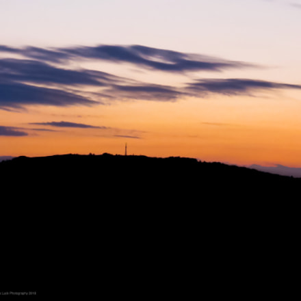 Tonight s sunset over, Canon POWERSHOT SX540 HS