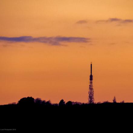 The satellite pylon on, Canon POWERSHOT SX540 HS