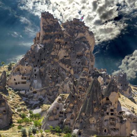 Cappadocia, Fujifilm FinePix S4500
