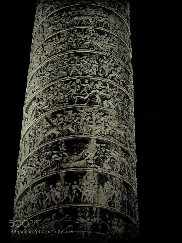 Photograph Columna de Trajano, Roma by Bruno Llerena on 500px