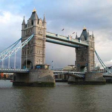Londres, Canon POWERSHOT A200