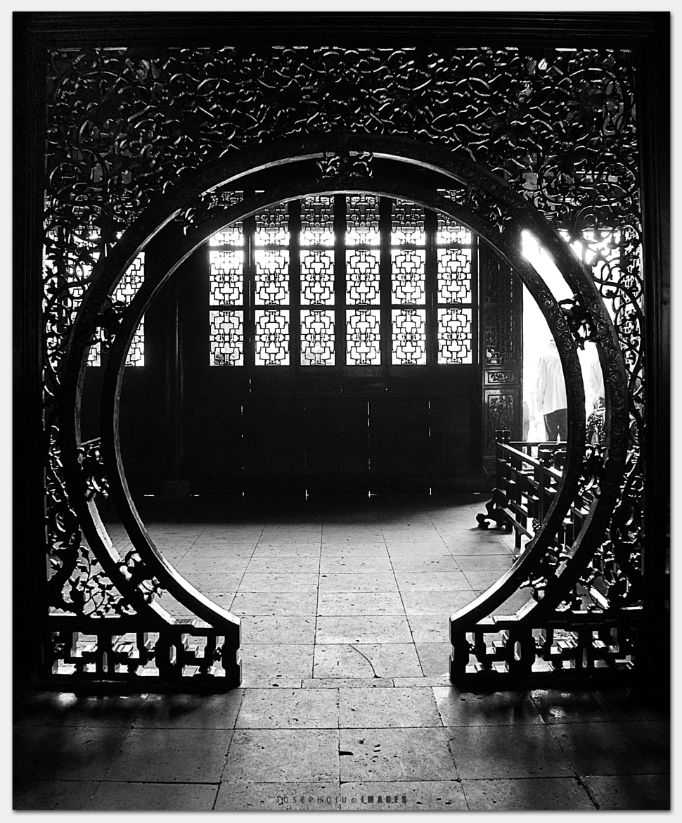 Photograph Moon Gate by Joseph Qiu on 500px