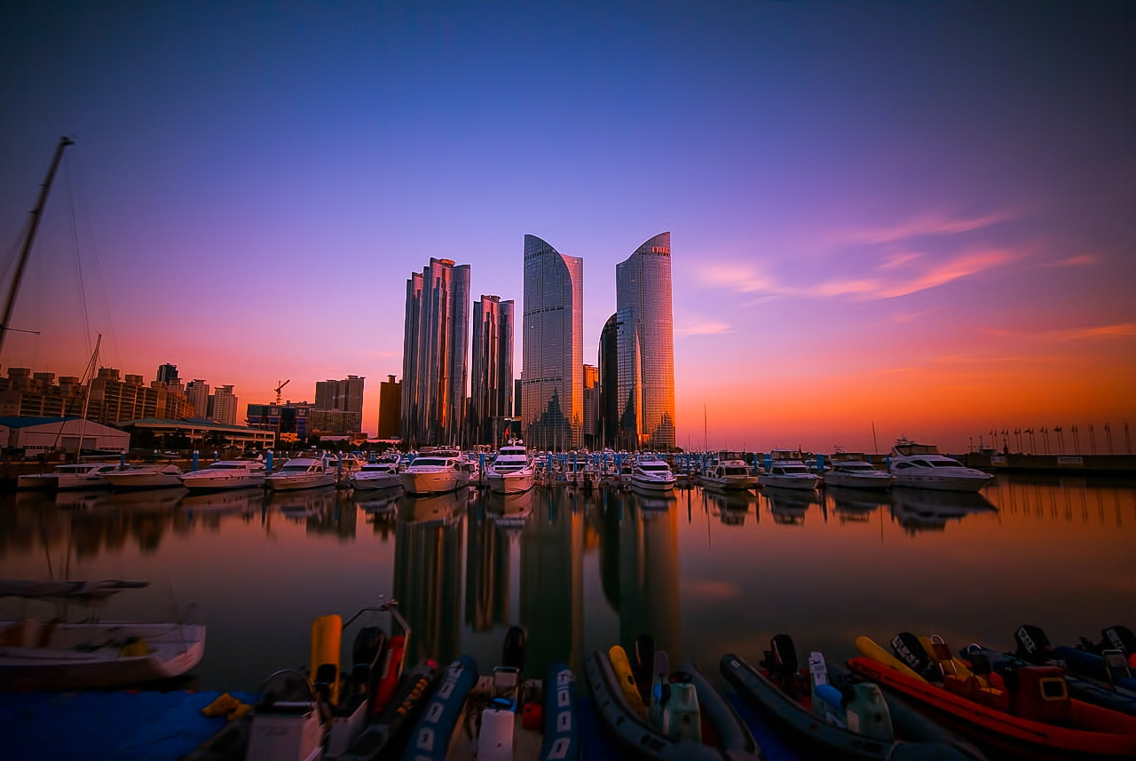 Photograph Marina by LEE GEON on 500px