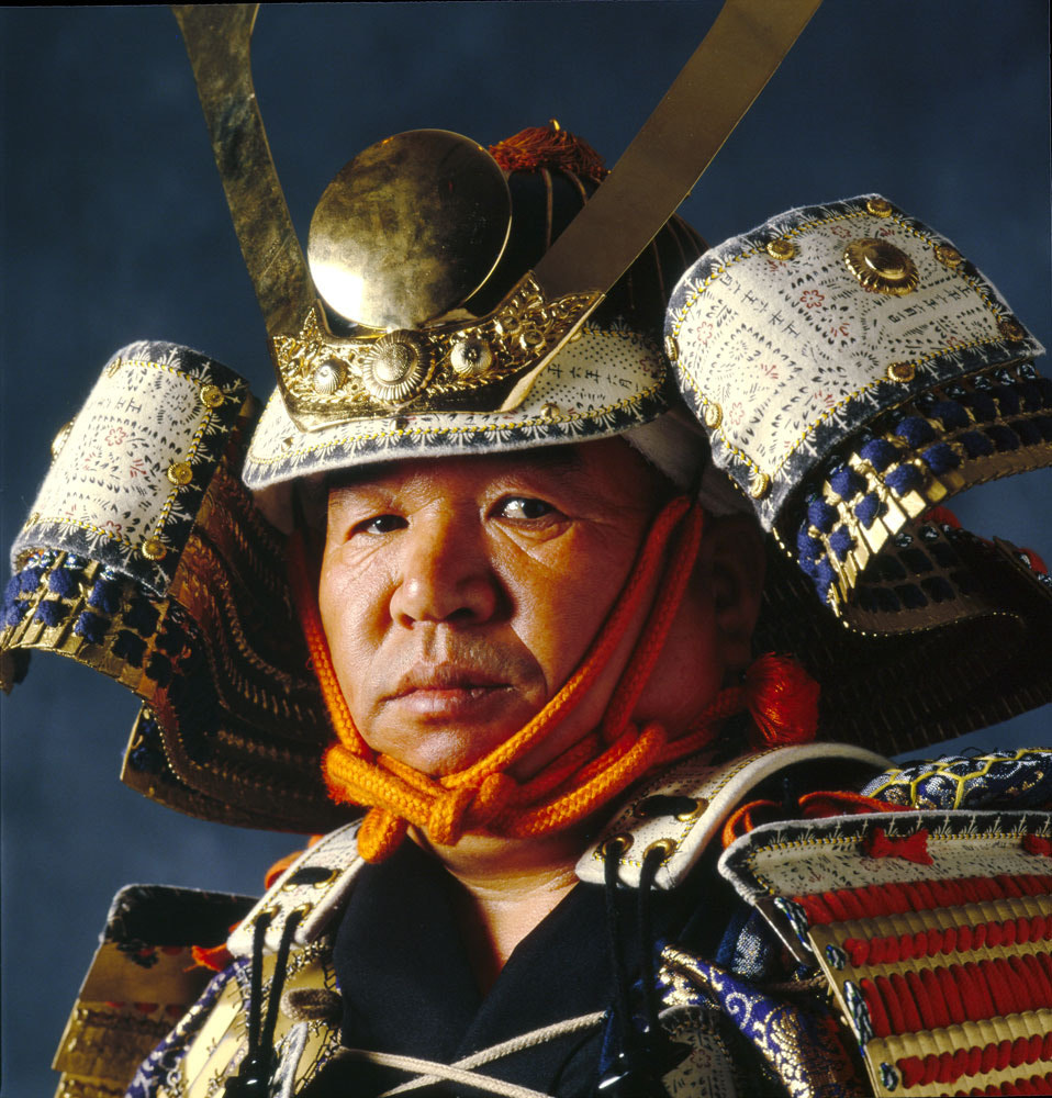 Photograph Samurai by Peter Fisher on 500px