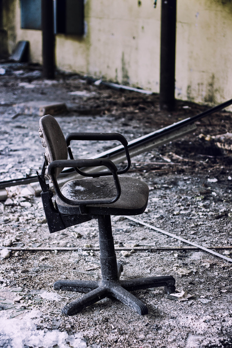 Photograph The Chair by Alex Faccini on 500px