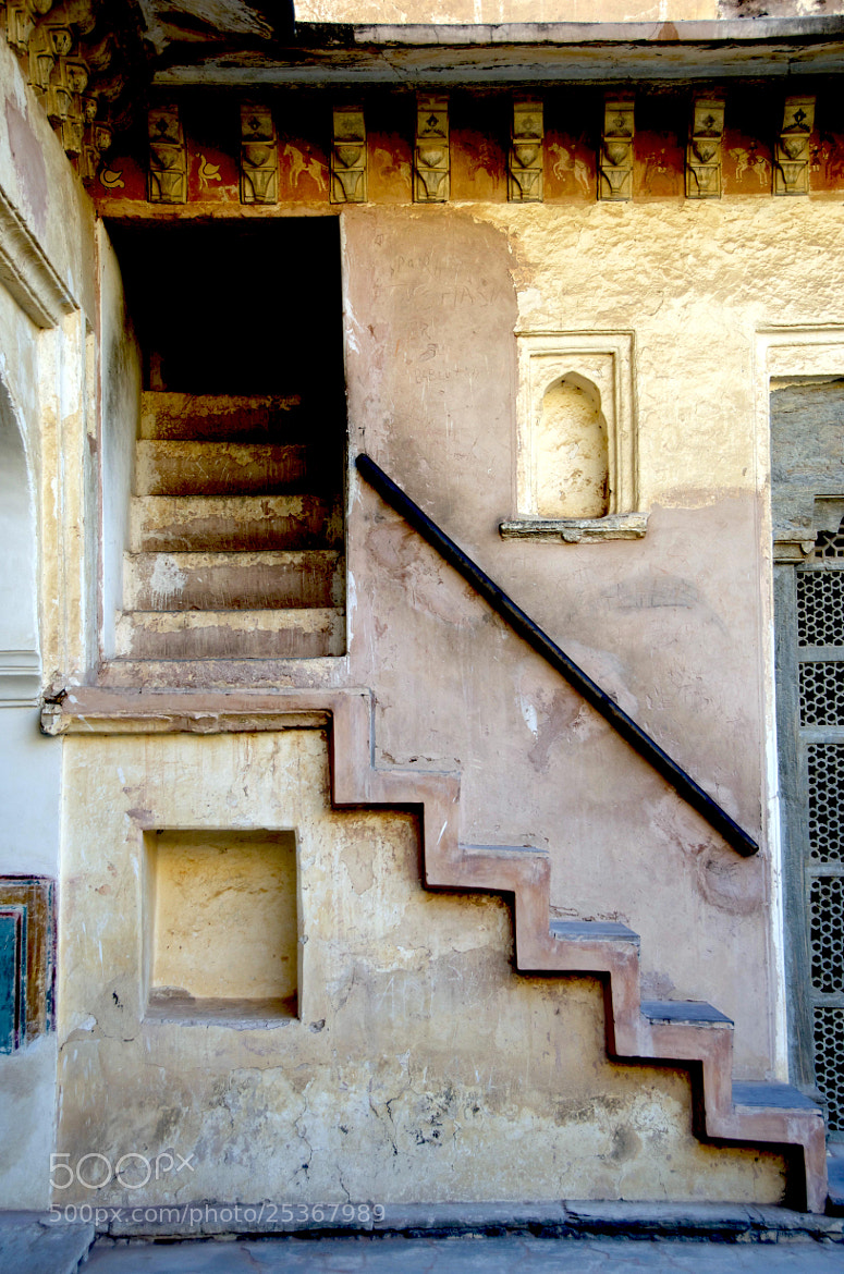 Photograph Jaipur Stairs by Alex Muhech I. on 500px