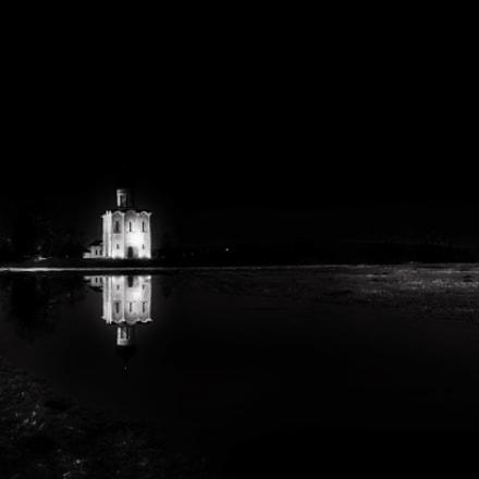 Ночь на Нерли, Nikon D750, AF Zoom-Nikkor 24-85mm f/2.8-4D IF