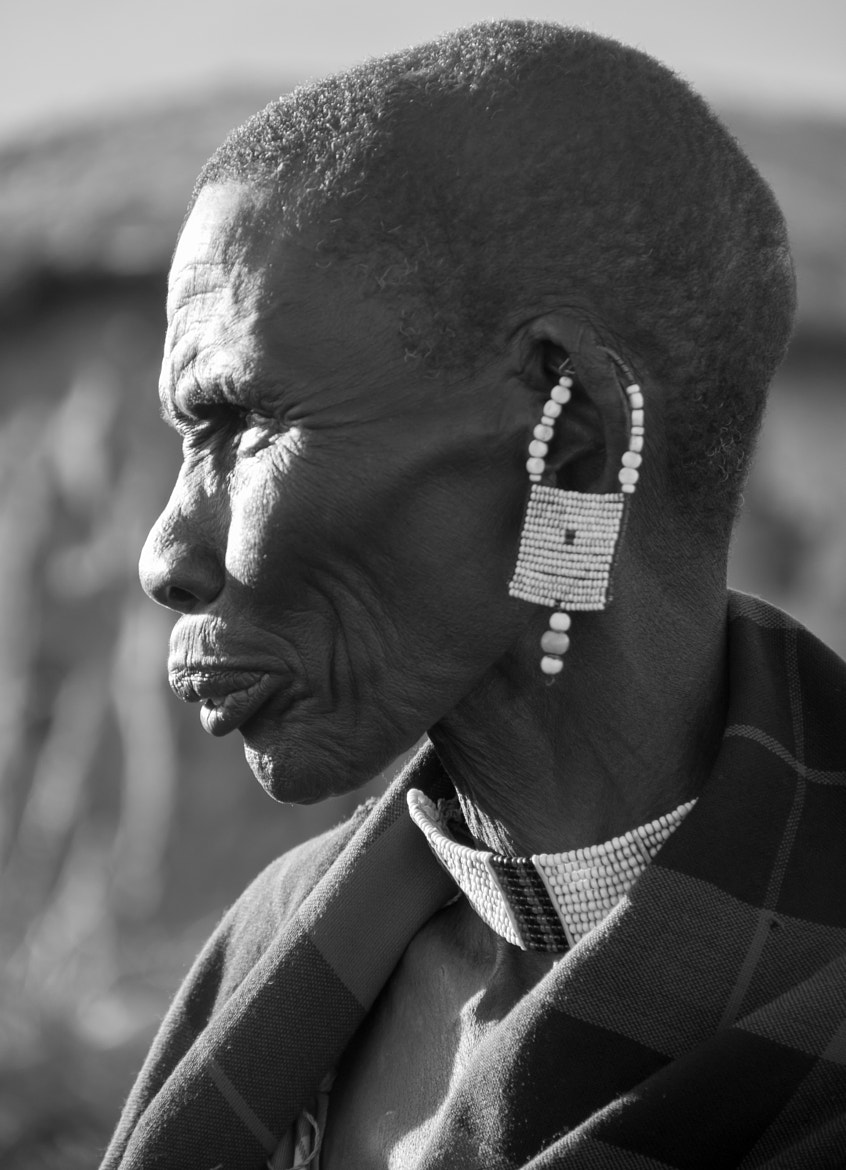 Photograph Maasai Woman by Heather Baker on 500px