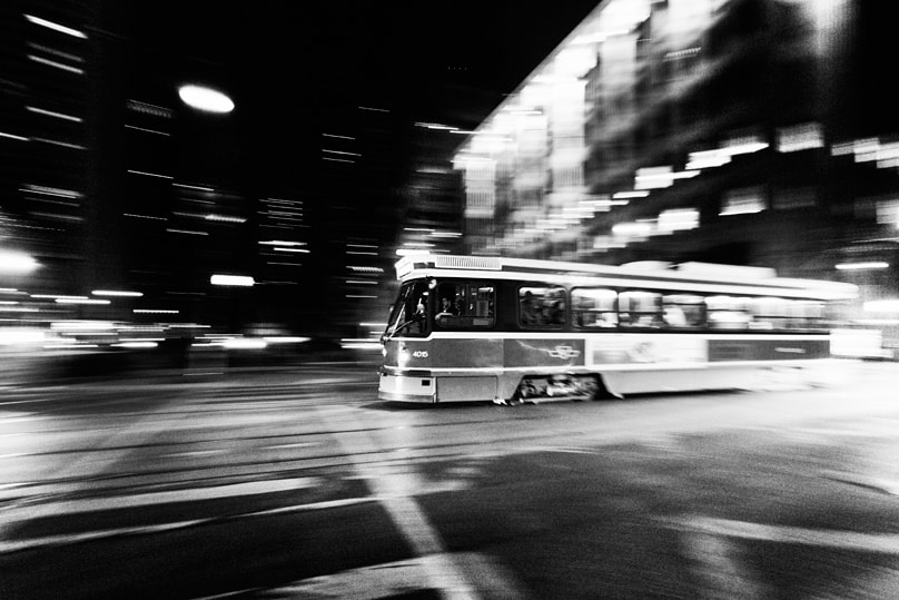 Photograph Streetcar Zoom by Miles Storey on 500px