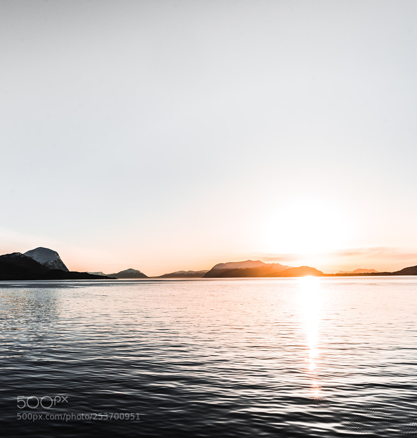 The Norwegian West Cost