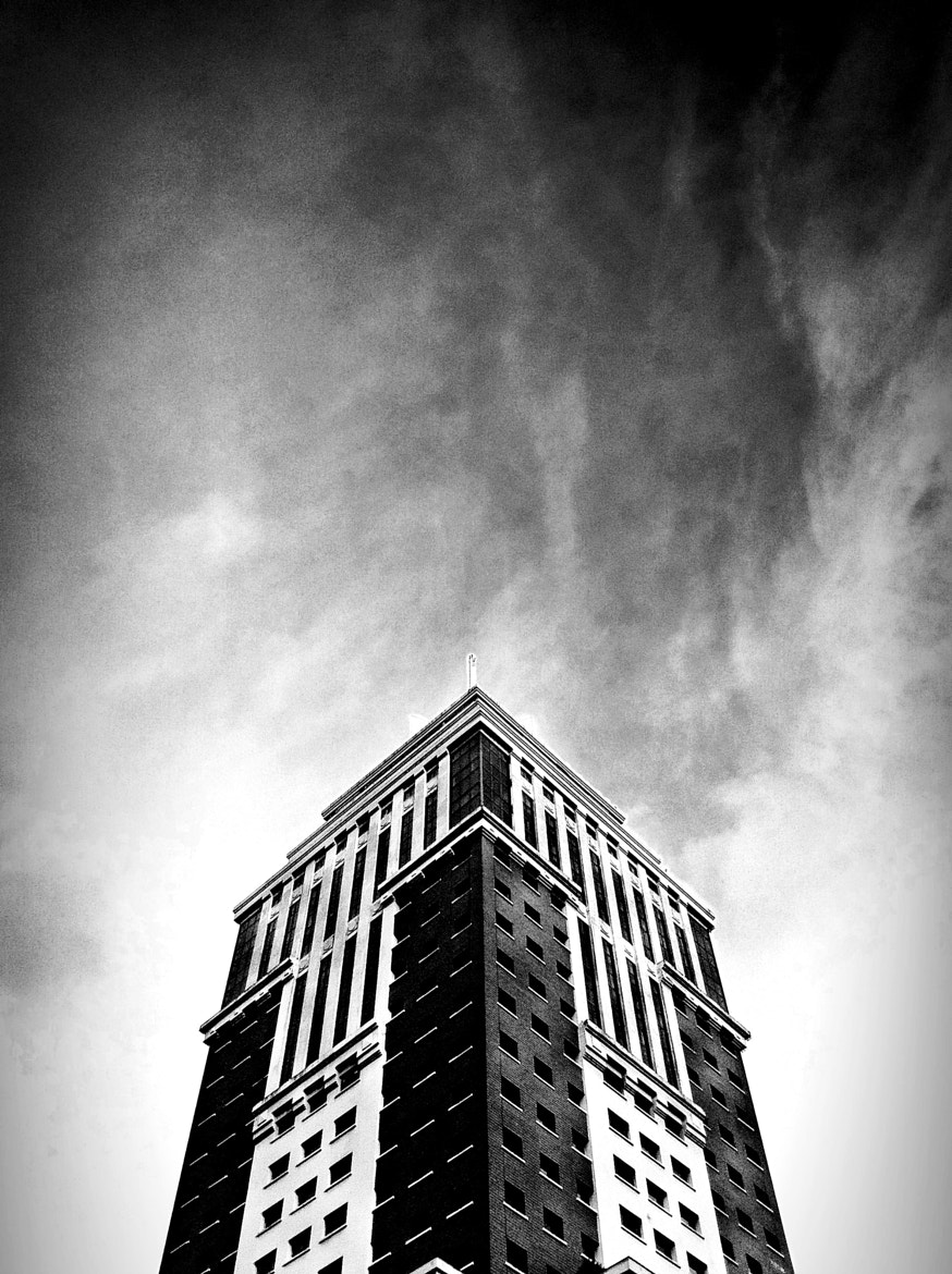Photograph Orchard Building by Shahrie Saleh on 500px