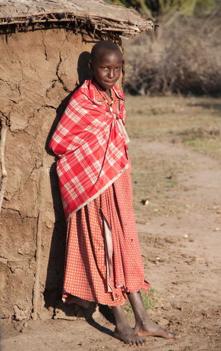 Photograph Maasai by Heather Baker on 500px