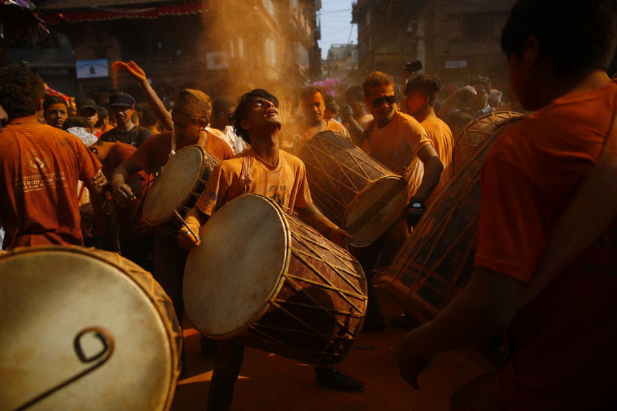 Sindoor Festival in Nepal by Skanda Gautam on 500px.com