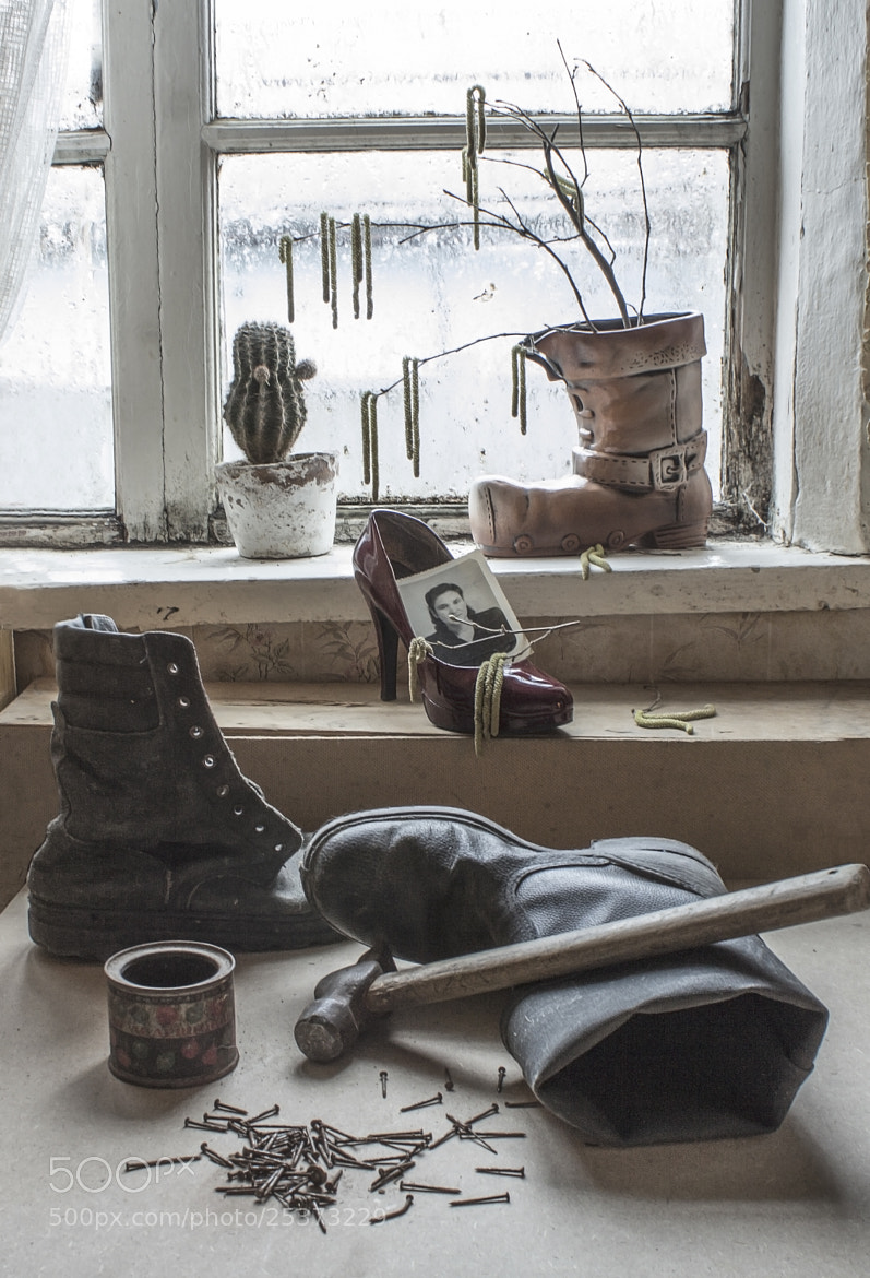 Photograph Love and Shoes................(Dreams of the old shoemaker) by INNA SAYGALO on 500px