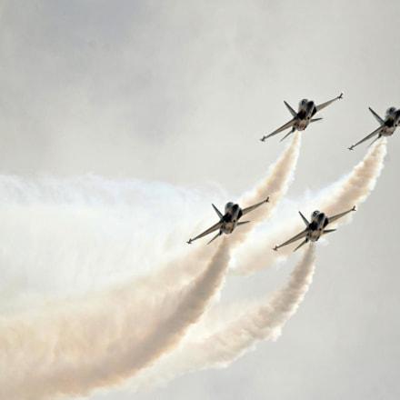 Air show Korea Air, Nikon D500, Sigma 150-600mm F5-6.3 DG OS HSM   S