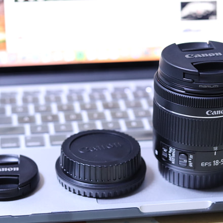 The cap and the, Canon EOS KISS X9