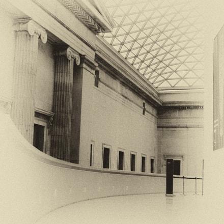 British Museum B&W, Sony DSC-V1