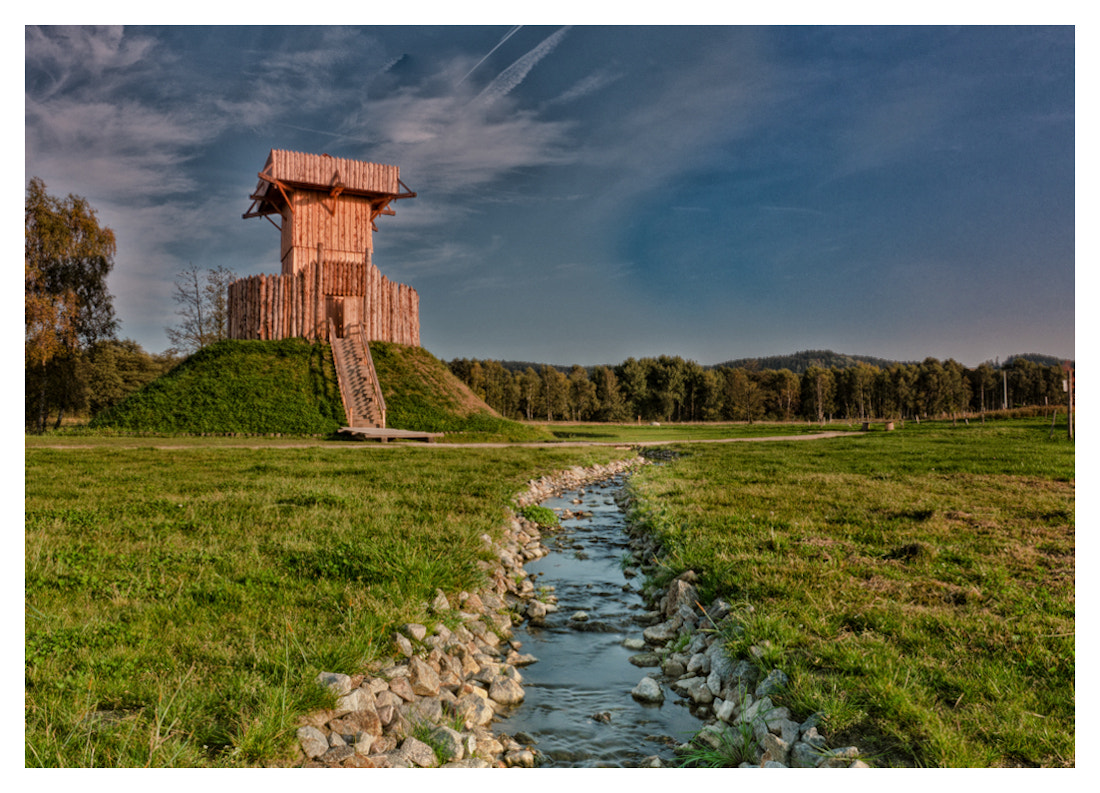 """Photograph Tower, calls """"Motte"""" by Klaus Schicker on 500px"""