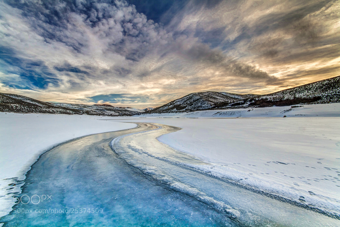 Photograph Edge of ice by Christian Peay on 500px