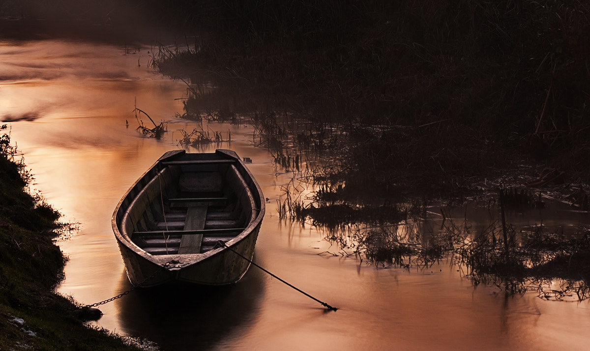 Photograph Tranquil ship by Francesco Damin on 500px