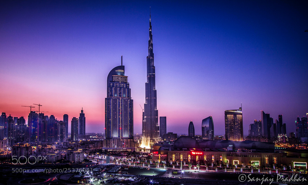 Photograph Burj  by Sanjay Pradhan on 500px
