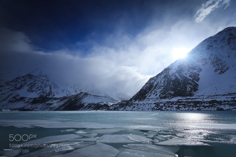 Photograph Mueller Lake by Jon Packer on 500px