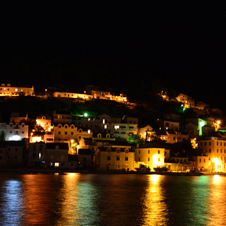 Colored Night, Nikon D5200, Sigma 18-200mm F3.5-6.3 II DC OS HSM