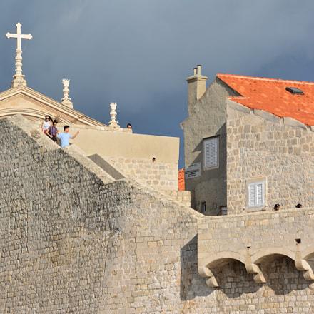 Morning in Dubrovnik, Nikon D5200, Sigma 18-200mm F3.5-6.3 II DC OS HSM