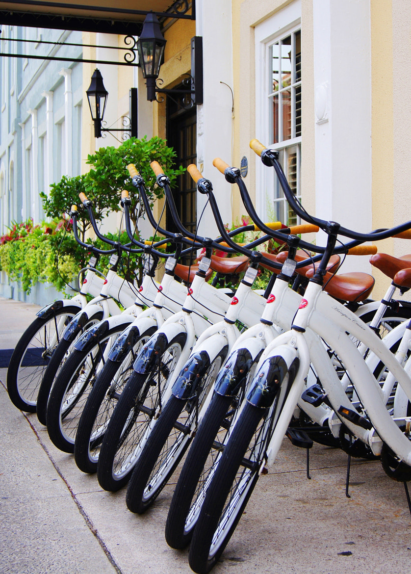 Photograph Charleston Bicycles by Aric Jaye on 500px