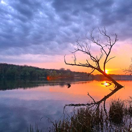 Rusałka Lake, Sony ILCE-6000, Sigma 19mm F2.8 [EX] DN